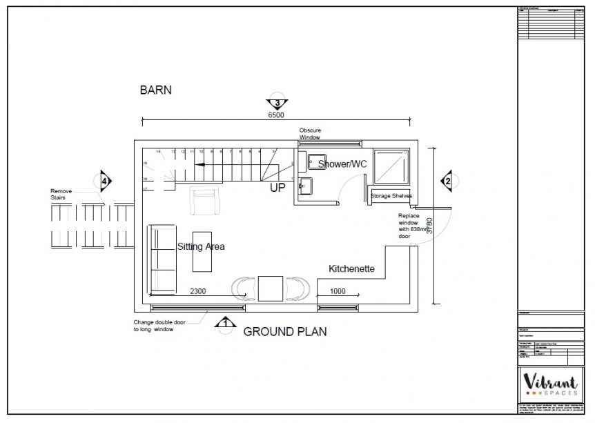 Conversions - Vibrant Spaces