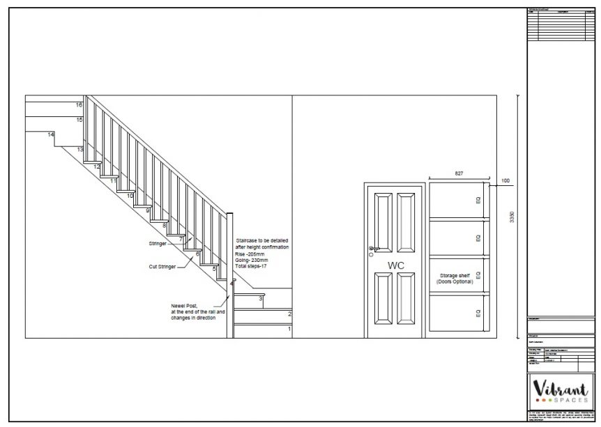 Barn Conversion Drawings